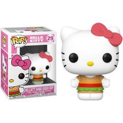 Funko Pop 29 Hello Kitty (Burger Shop)