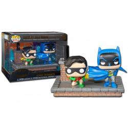 Funko Pop 281 Batman & Robin, Comic Moments