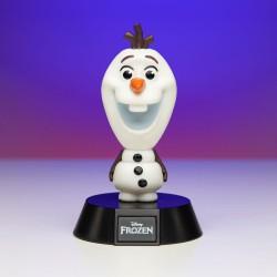 Frozen 2 3D Icon Light Olaf