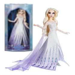 Disney Elsa The Snow Queen Limited Edition Doll – Frozen 2