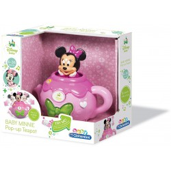 Clementoni Baby Minnie Mouse Pop-up Teapot with Music