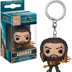 Pocket POP! Keychain: Aquaman: Arthur Curry as Gladiator