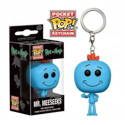 Funko Pocket Pop Keychain Mr. Meeseeks, Rick & Morty
