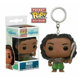 Funko Pocket Pop Keychain Maui, Moana