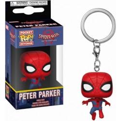 Funko Pocket Pop Keychain Peter Parker, Spider-Man