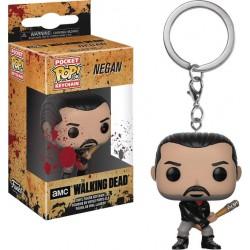 Funko Pocket Pop Keychain Negan, The Walking Dead