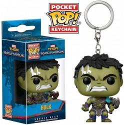 Funko Pocket Pop Keychain Hulk, Thor Ragnarok