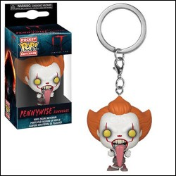 Funko Pocket Pop Keychain Pennywise Funhouse