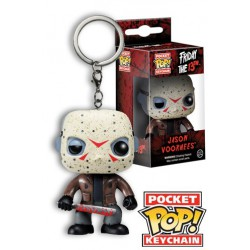 Funko Pocket Pop Keychain Jason Voorhees, Friday The 13th