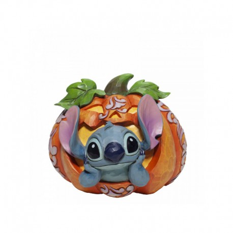 Disney Traditions - Stitch O' Lantern Figurine