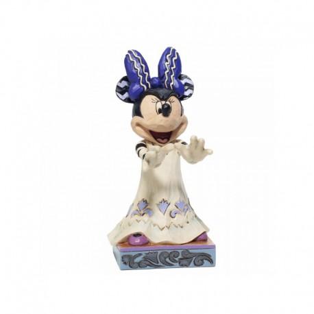 Disney Traditions - Halloween Minnie Figurine