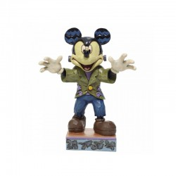 Disney Traditions - Halloween Mickey Figurine