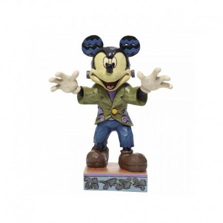 Disney Traditions - Halloween Mickey Figurine
