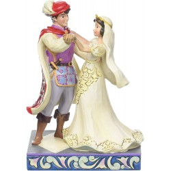 Disney Traditions - Snow White and Prince Wedding Figurine