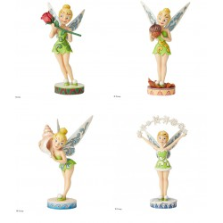 Disney Traditions - Tinker Bell Four Seasons Set