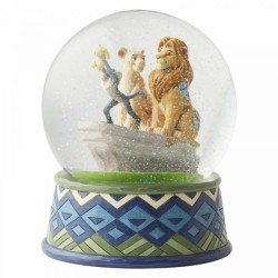 Disney Traditions - Lion King Waterball / Snowglobe