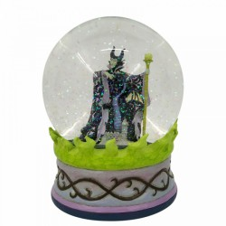 Disney Traditions - Maleficent Waterball / Snowglobe