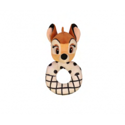 Disney Bambi Plush Rattle