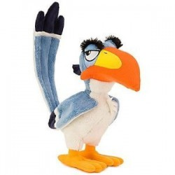 Disney Zazu Plush, The Lion King