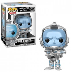 Funko Pop 342 Batman & Robin Mr. Freeze