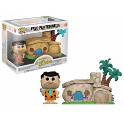 Funko Pop 14 Fred Flintstone with House
