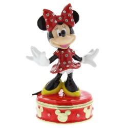 Disney Classic Trinket Box Minnie Mouse
