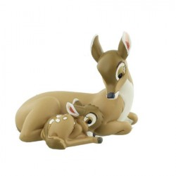 Disney Magical Moments Bambi with Mother