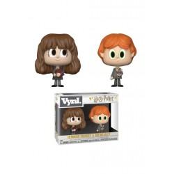 "VYNL 4"" 2-Pack Harry Potter: Hermoine Granger & Ron Weasley"
