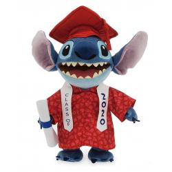 Disney Stitch Graduation Plush