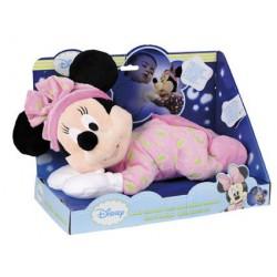 Disney Baby Minnie Mouse Glow In The Dark Plush