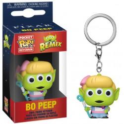 Funko Pocket Pop Keychain Alien as Bo Peep, Toy Story