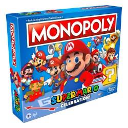 Super Mario Celebration Board Game Monopoly