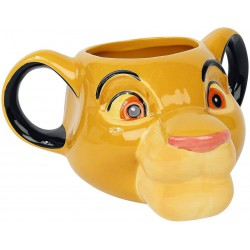 Disney Simba shaped Mug, The Lion King
