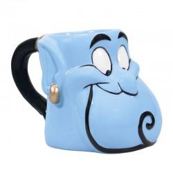 Disney Aladdin Genie Shaped 450ml Ceramic Mug