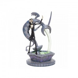 Disney Traditions - Soulful Soliloquy (Jack Skellington on Fountain Figurine)