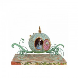 Disney Traditions - Enchanted Carriage (Cinderella Carriage Figurine)