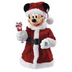 Disney Santa Mickey Mouse Tree Topper