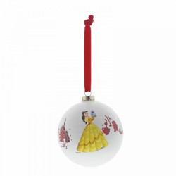 Disney Be Our Guest (Beauty and the Beast Bauble), Ornament