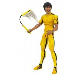 Diamond Select Action Figure : Bruce Lee (Yellow Suit)
