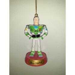 Disney Buzz Lightyear Nutcracker Ornament, Toy Story