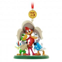 Disney The Three Caballeros Legacy Hanging Ornament