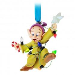 Disney Dopey Festive Hanging Ornament