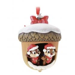 Disney Chip 'n' Dale Festive Hanging Ornament