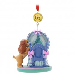 Disney Lady and the Tramp Legacy Hanging Ornament