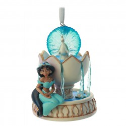 Disney Princess Jasmine Hanging Ornament