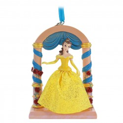 Disney Belle Hanging Ornament, Beauty and the Beast