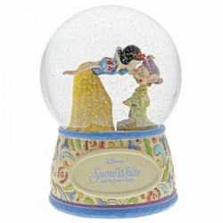 Disney Traditions - Sweetest Farewell (Snow White Waterball/Snowglobe)