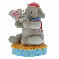 Disney Traditions - A Mother's Unconditional Love (Mrs Jumbo and Dumbo Figurine)