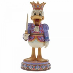 Disney Traditions - Reigning Royal (Donald Duck Figurine)