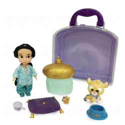 Disney Princess Jasmine Mini Doll Playset, Disney Animators' Collection